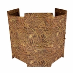 shop ZingerBlind 5 Panel Folding Pattern Detail