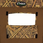 shop ZingerBlind 5 Panel Holding Blind Flap Open