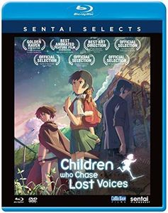[Blue-ray] Children Who Chase Lost Voices