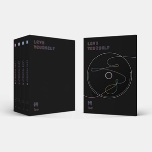 BTS- LOVE YOURSELF 轉 TEAR