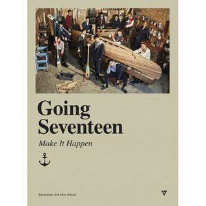 SEVENTEEN(세븐틴) - GOING SEVENTEEN [VER B: MAKE IT HAPPEN]