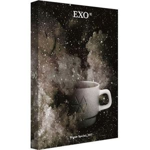 (CD) EXO(엑소) - UNIVERSE(2017 Winter Special)