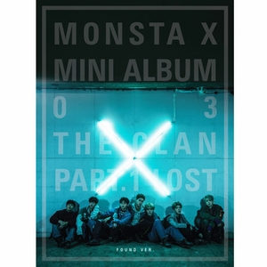 MONSTA X(몬스타엑스) - THE CLAN 2.5 PART.1 LOST: FOUND VER [미니 3집]