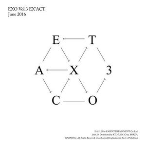 EXO(엑소) - EX'ACT [KOREAN VER]