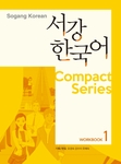 Sogang Korean Compact series 1 (Workbook)