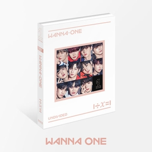 WANNA ONE(워너원) - 1÷Χ=1 (UNDIVIDED)-Special