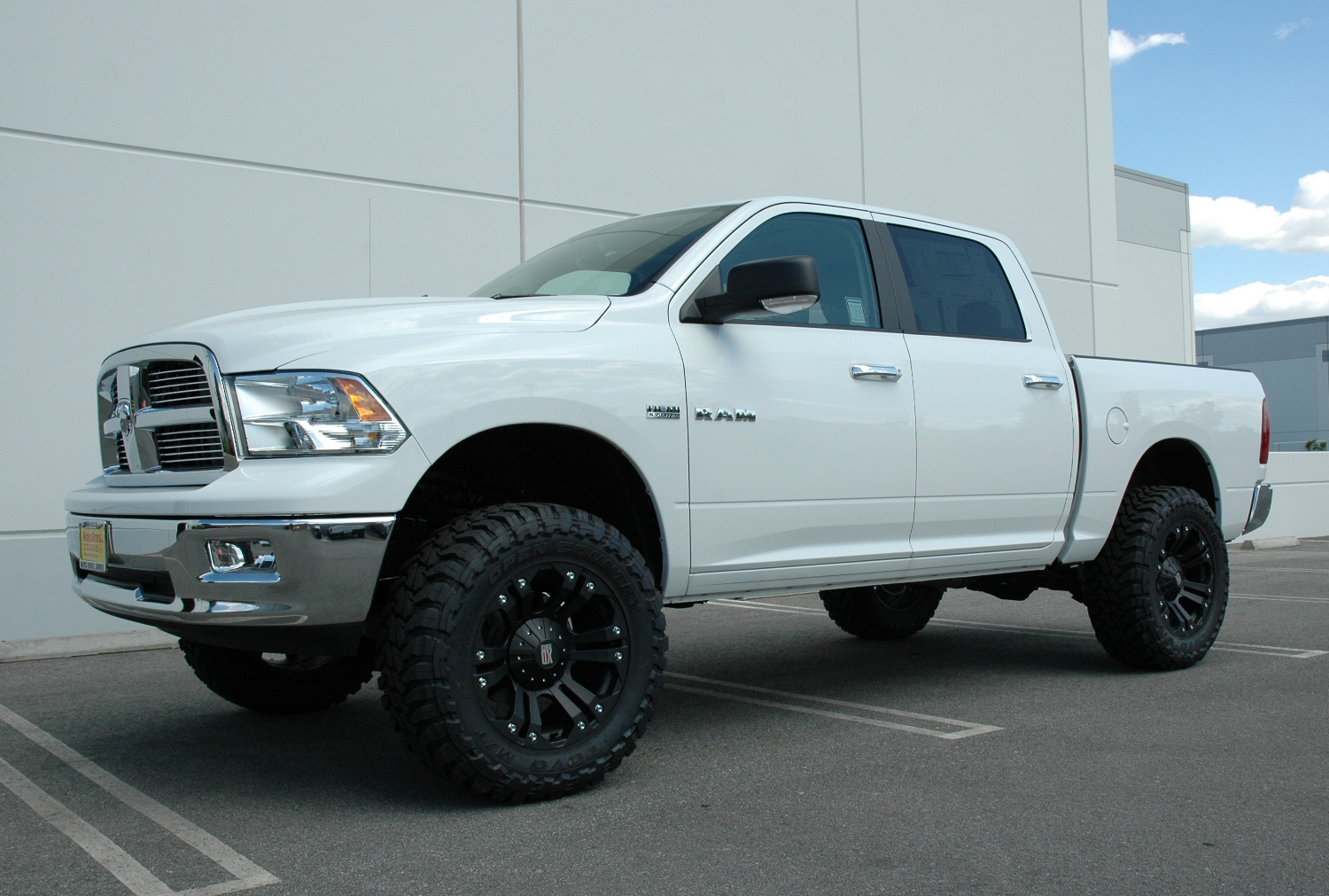 Dodge Lift Kits >> Cst Performance Suspension Lift Kits For 2006 2008 Dodge Ram 2wd