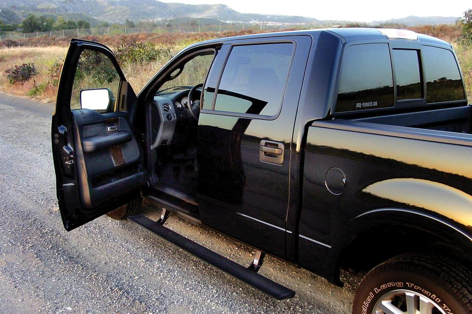 Electric Running Boards >> 2003 2011 Hummer H2 Amp Research Powerstep Electric Running Boards