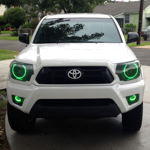 Oracle Halo Lights For Toyota Tacoma