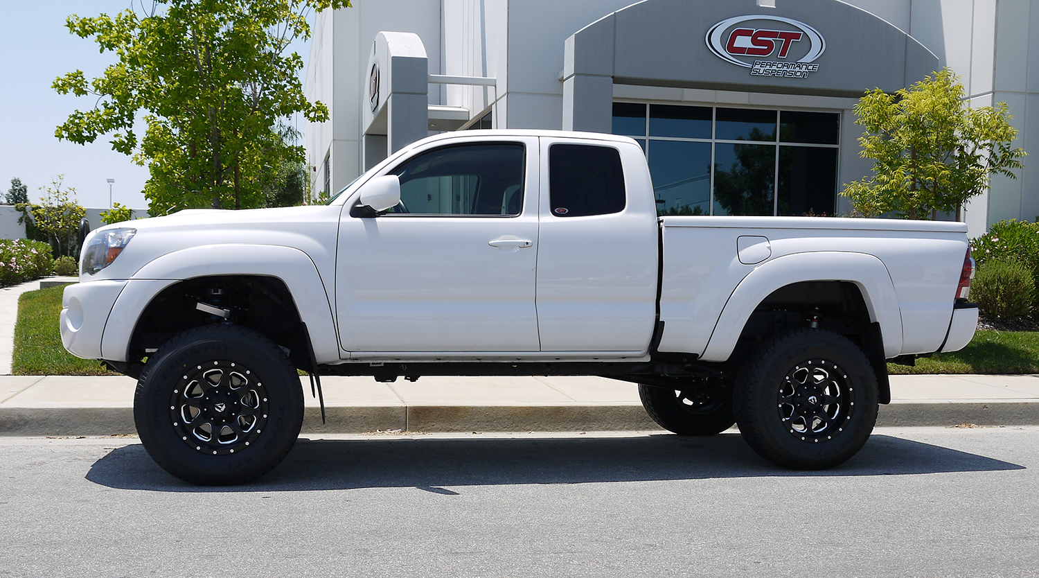 2005-2015 Toyota Tacoma PreRunner 2WD Lift Kit by CST 6 5