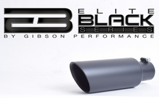 Gibson Performance Elite Black Exhaust Systems