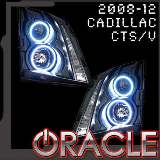 Oracle Halo Lights For Cadillac CTS And CTS-V