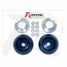 lift kits for dodge ram 1500 by revtek suspension - 2008-2012 jeep liberty  + dodge nitro 4wd revtek complete lift kit 2
