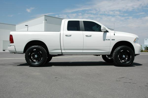 Cst Performance Suspension Lift Kits For 2009 2018 Dodge Ram 1500
