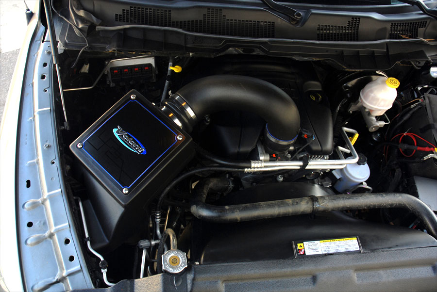 Volant Powercore Cold Air Intake Systems For Dodge Ram Gas Dry