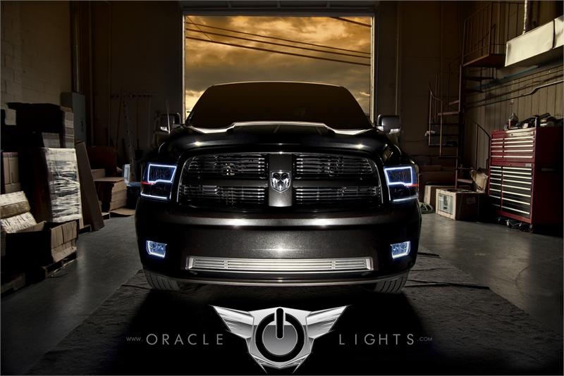 Oracle Halo Head Lights Complete Assemblies Oem Style For