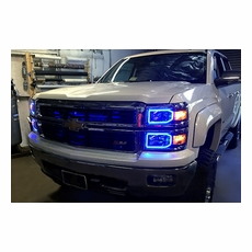 Oracle Halo Lights For Chevy Oracle Halo Lights For Chevy Silverado