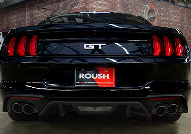 2018 Ford Mustang Gt Coupe 5 0 V8 Roush Performance Active Exhaust System