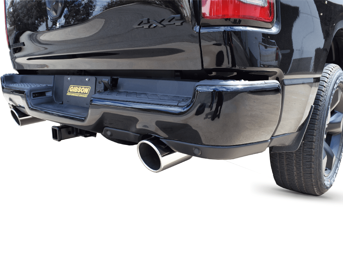 Ram 1500 Exhaust >> Gibson Performance Exhaust Systems For Dodge Ram 2019 Dodge Ram