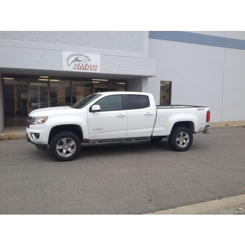 2015 2019 Gmc Canyon Full Lift Kit: Traxda Lifting And Leveling Kits For Chevy Colorado And