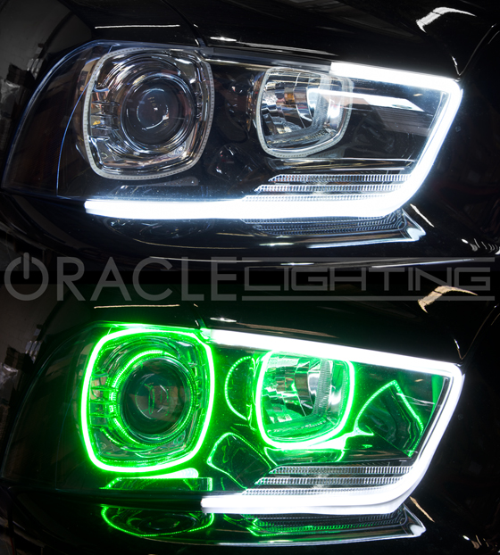 Oracle Led Accent Drl Strips Daytime Running Lights