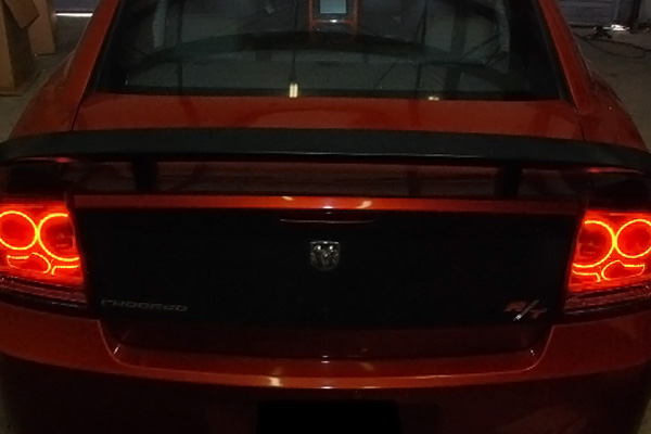 Dodge Charger Tail Lights >> Oracle Halo Head Lights Complete Assemblies Oem Style For Dodge