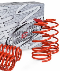 B&G Lowering Springs for Toyota Camry and Solara