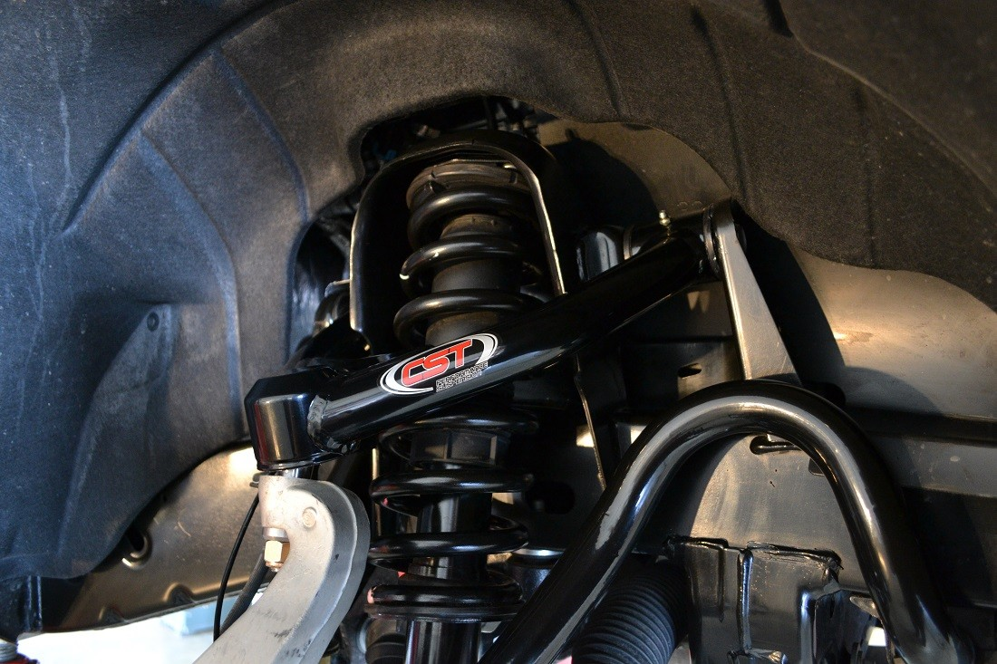 CST Suspension Upper Control Arms and Parts - 2015-2020 ...