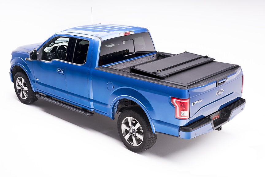 Extang Encore Hard Folding Tonneau Covers For Ford F150 2015 2020 Ford F 150 6 5 Bed Extang Encore Hard Folding Tonneau Cover