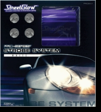 Head Light Strobe Kits