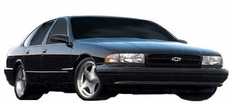 IPCW Euro Tail Lights For Chevy Caprice / Impala SS