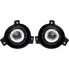 Ipcw Halo Projector Fog Lights Pair 2001 2004 Ford Ranger
