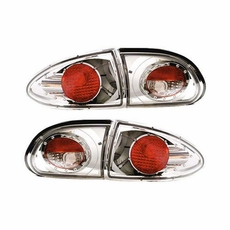 Ipcw Tail Lights Clear 1995 2002 Chevy Cavalier