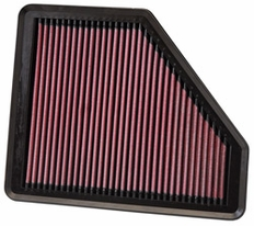 K&N Cleanable Drop In Replacement Air Filters