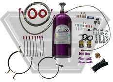 Nitrous Oxide Kits and Accessories