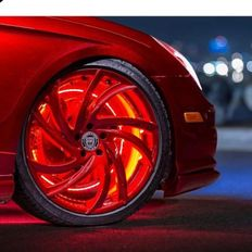 LED Wheel Ring Kits by Oracle Lighting