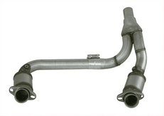 Pacesetter Performance Catted Y Pipes