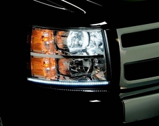 LED Day Liner Headlight LED Strip Kits by Putco Lighting