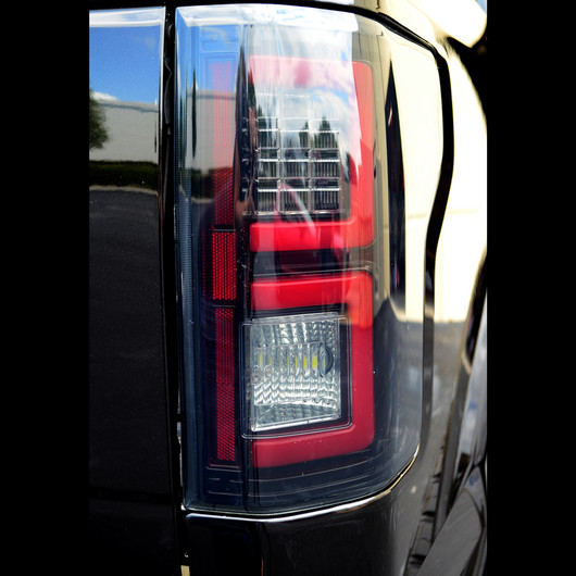 2017 Ford F 150 Smoked Recon Led Tail Lights