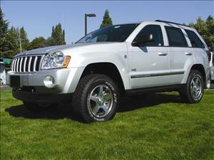 Lift Kits For Jeep By Revtek Suspension 2005 2007 Jeep Commander
