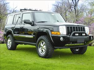 Jeep Leveling Kit >> Lift Kits For Jeep By Revtek Suspension 2005 2007 Jeep Commander