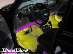 Streetglow Interior Neon Light Tubes