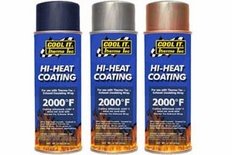 Thermo-Tec High Heat Exhaust Wrap Coating