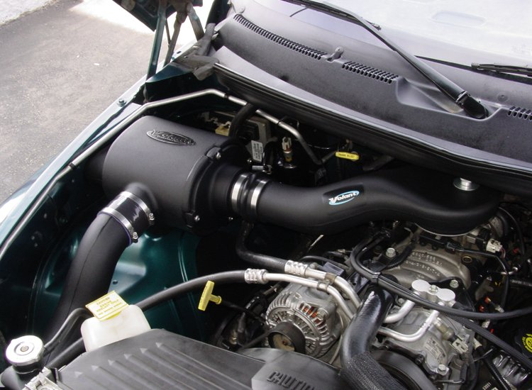 Volant Cold Air Intakes For Dodge Ram Trucks Gas Volant Cold Air