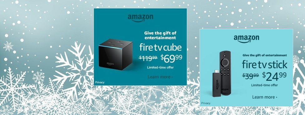 Shop Amazon Devices - Save on Fire TV Stick