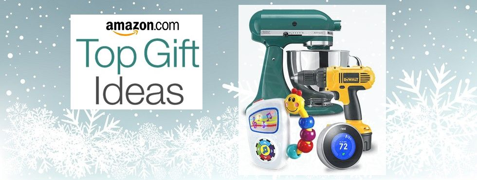 Shop Amazon - Top Gift Idea