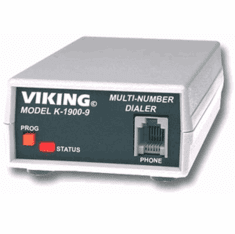 AC Powered Dialer with Increased Toll Restriction and Added Versatility 2