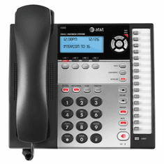 AT&T 1040 4-Line Basic Expandable Corded Telephone