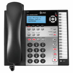 AT&T 1070 4-Line Expandable Corded Telephone with Caller ID
