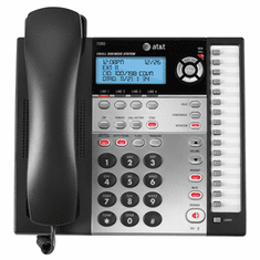 AT&T 1080 4-Line Expandable Corded Telephone with Digital Answering system